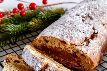 Vegan Kerstbrood