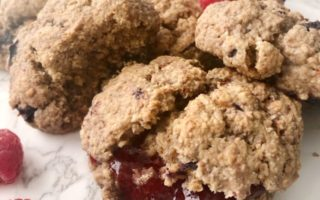Havermout Scones