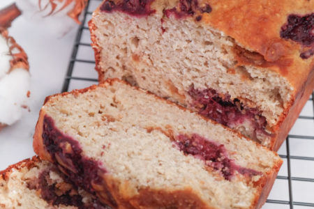 Peanutbutter Jelly Bananabread