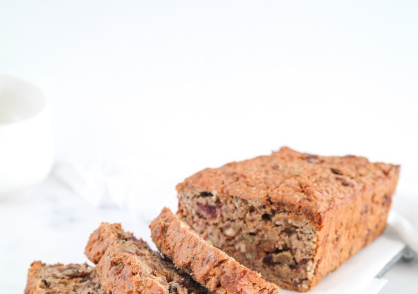 Dadel notenbrood