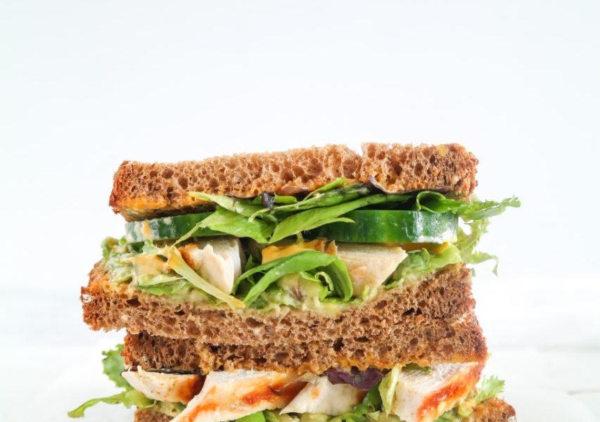 Sandwich Gegrilde Kip