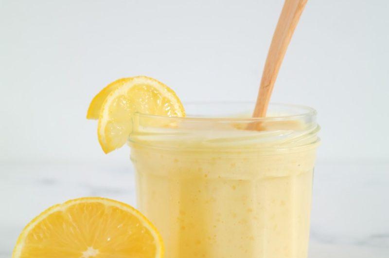 Suikervrije Lemoncurd