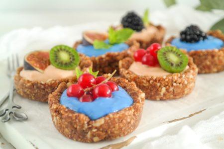 Superfood ontbijttaartjes