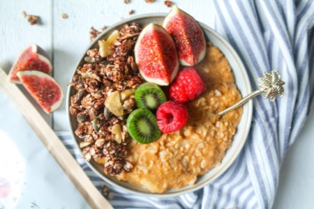 Goji Berry Oats