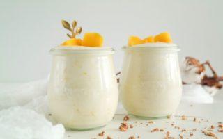 Mango Kokos Mousse