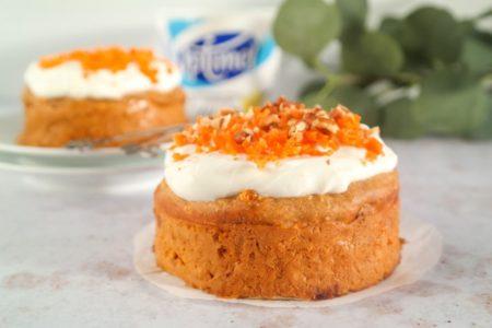 Carrotcake Ontbijttaartje
