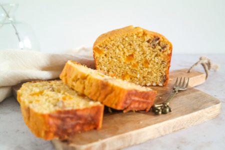 Glutenvrije Tropische Cake