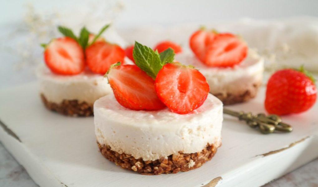 Cheesecake Ontbijttaartjes