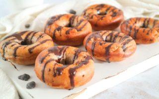 Bananenbrood Donuts