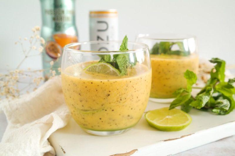 Mango Passievrucht Cocktail