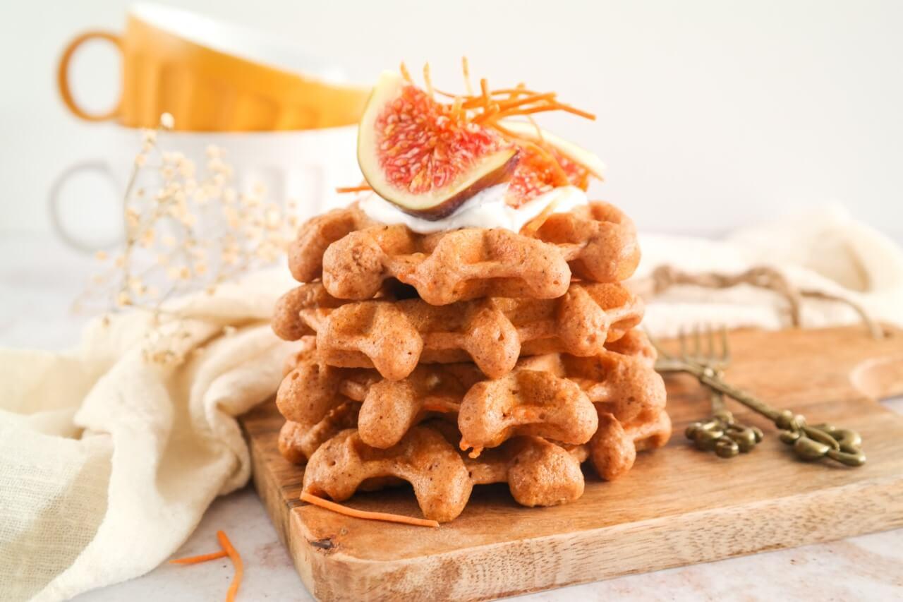 Carrotcake Wafels