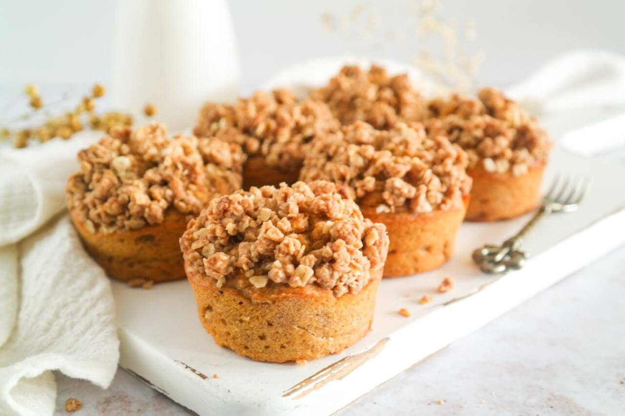 Pumpkinspice Muffins